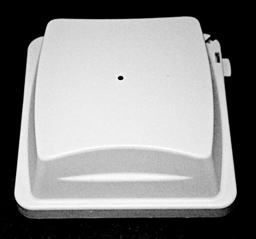 Smoke Detector Adjustable Side-View