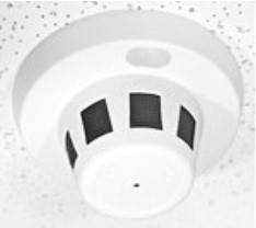 Smoke Detector Adjustable Side-View